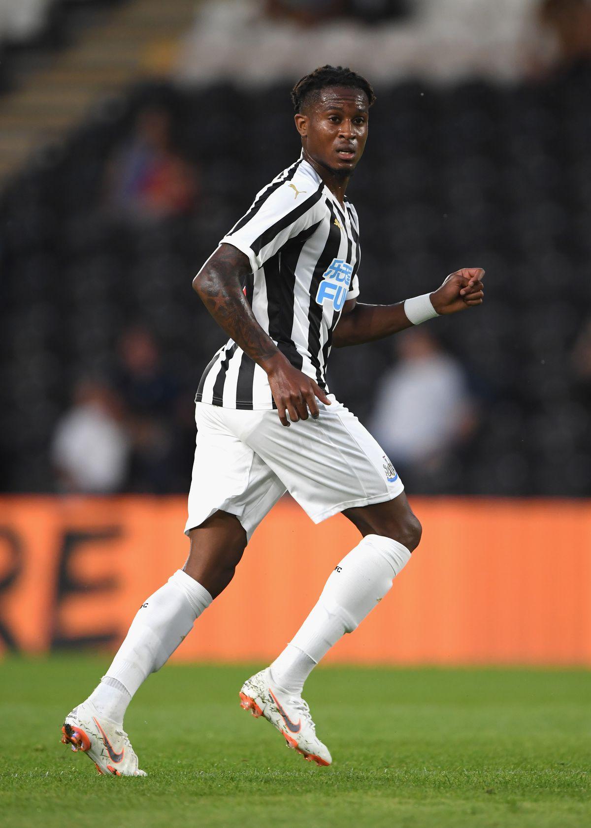 Hull City v Newcastle United - Pre-Season Friendly