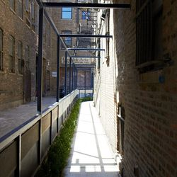 The urban pathway leads to RM