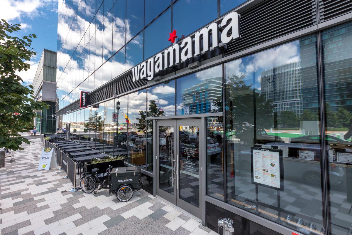 Wagamama Seaport