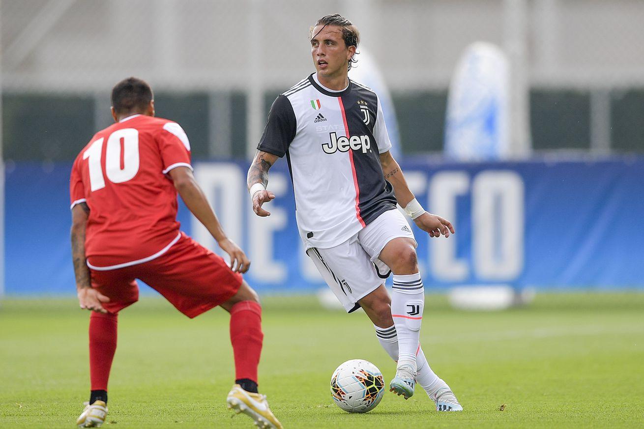 Reports: Juventus, Cagliari agree to Luca Pellegrini loan deal