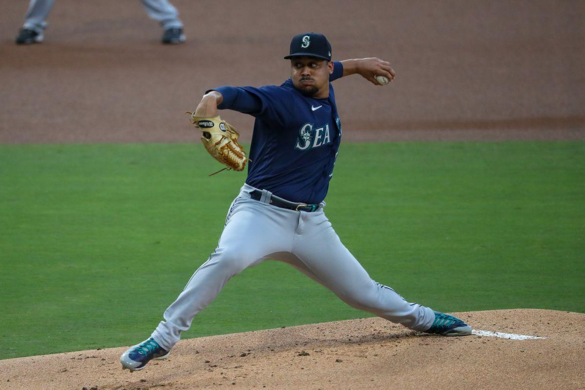MLB: SEP 19 Padres at Mariners