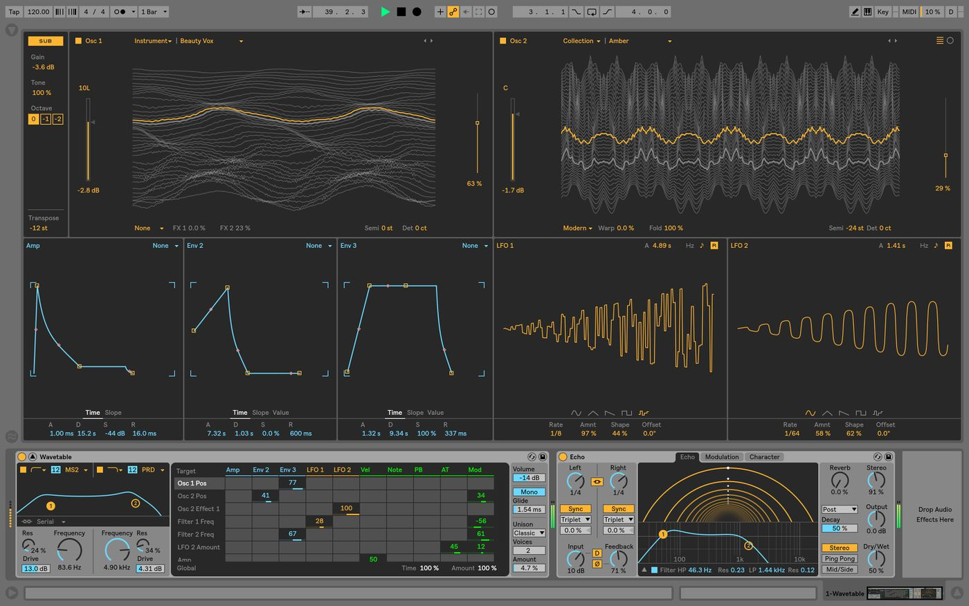 Ableton Live 10 introduces some long-desired features - The