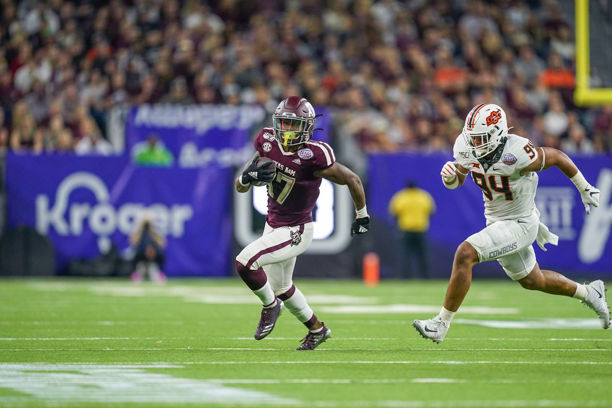 COLLEGE FOOTBALL: DEC 27 Texas Bowl- Oklahoma State v Texas A&M