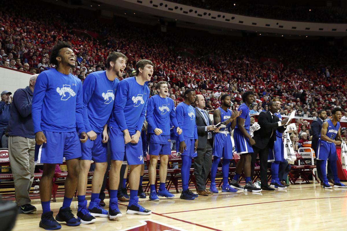 NCAA Basketball: Indiana State at Indiana