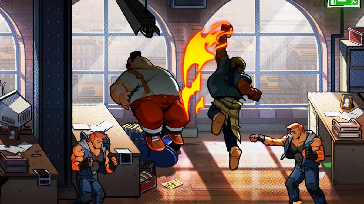 The week's best game trailers: Streets of Rage 4 and The Last ...