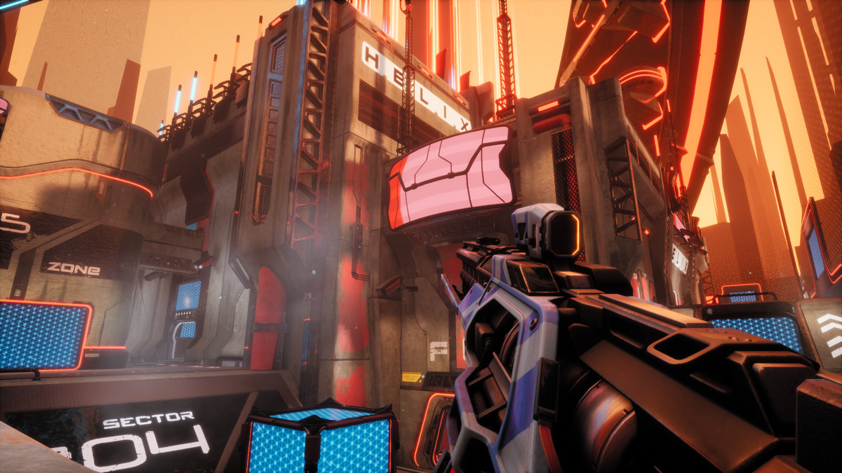 Splitgate is like Portal, but a competitive shooter - Polygon