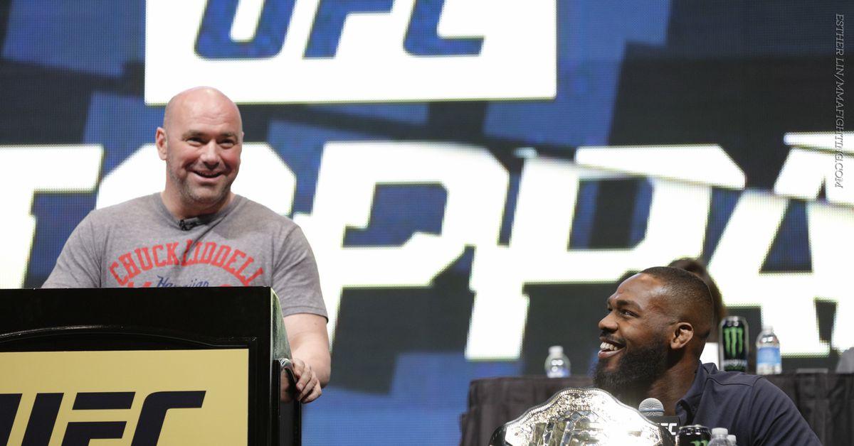 Dana White declares if Jon Jones doesn't want to fight, Stipe Miocic will get Francis Ngannou vs. Derrick Lewis winner