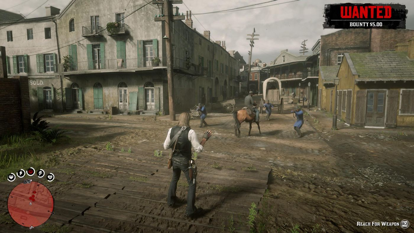Red Dead Redemption 2 guide to Bounties and Bounty Hunting