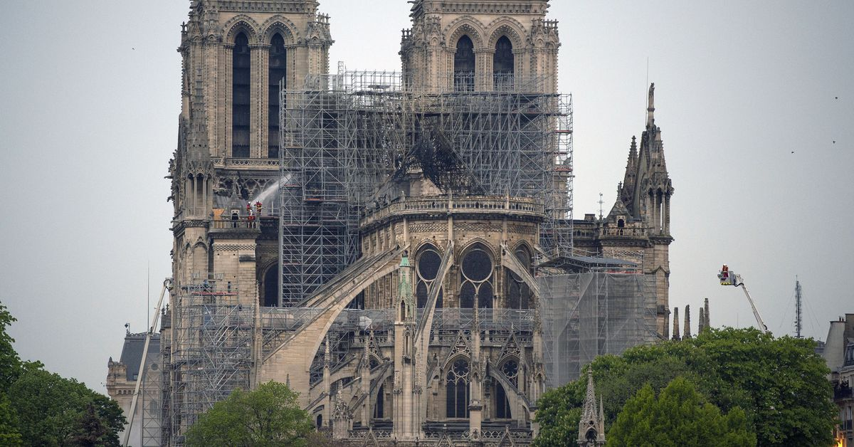 Notre Dame Fire How Do You Restore An Architectural