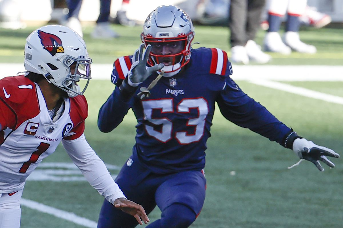 Josh Uche named Patriots' breakout candidate for 2021 - Pats Pulpit