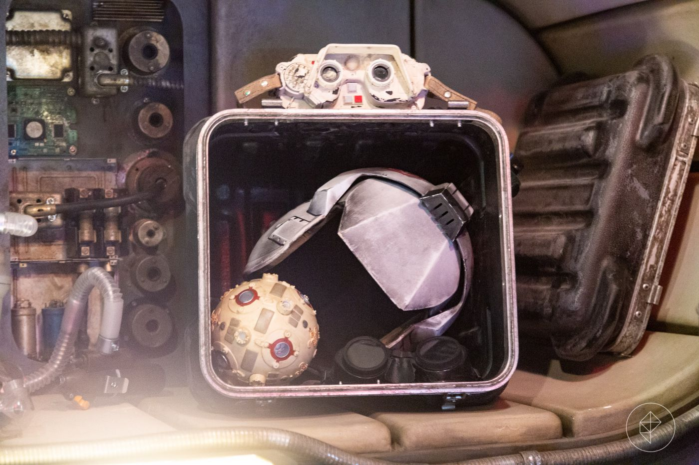Star Wars Land: all the Easter eggs at Smugglers Run at