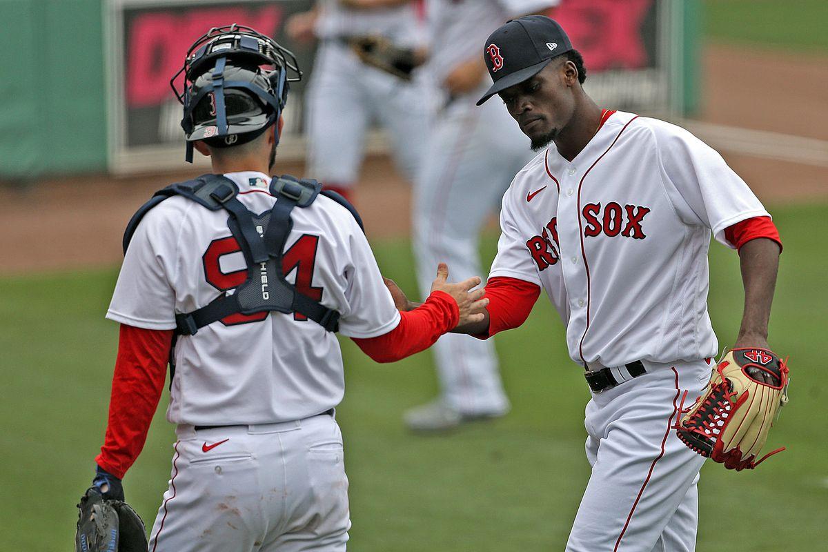 Red Sox vs Northeastern