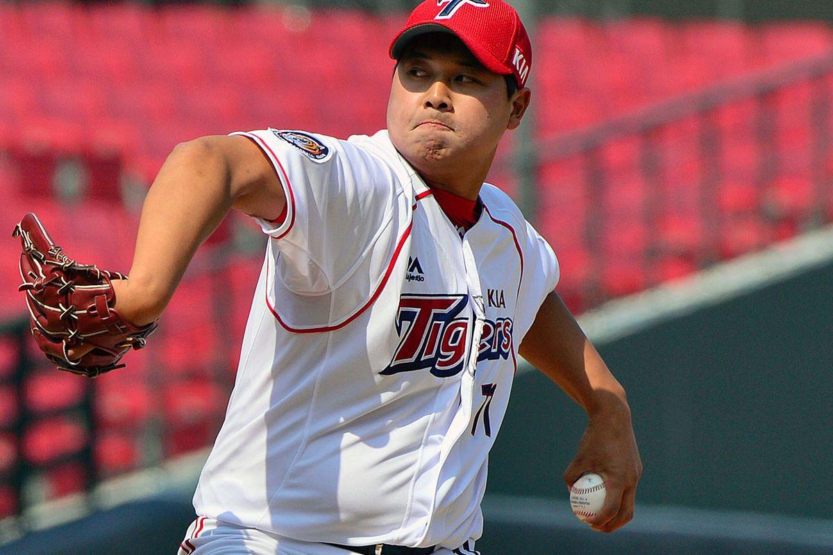 Yoo Chang-sik (APimages)
