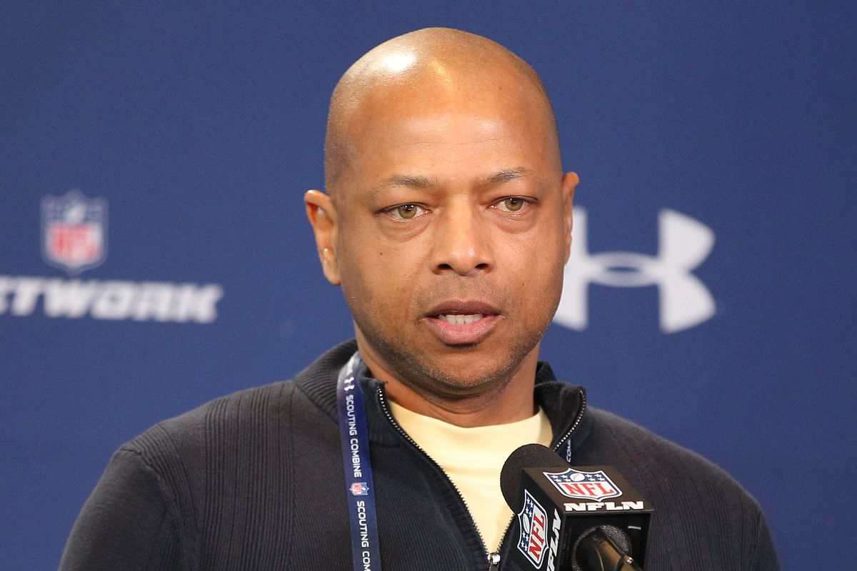 Jerry Reese looks stumped. So, we help him out.