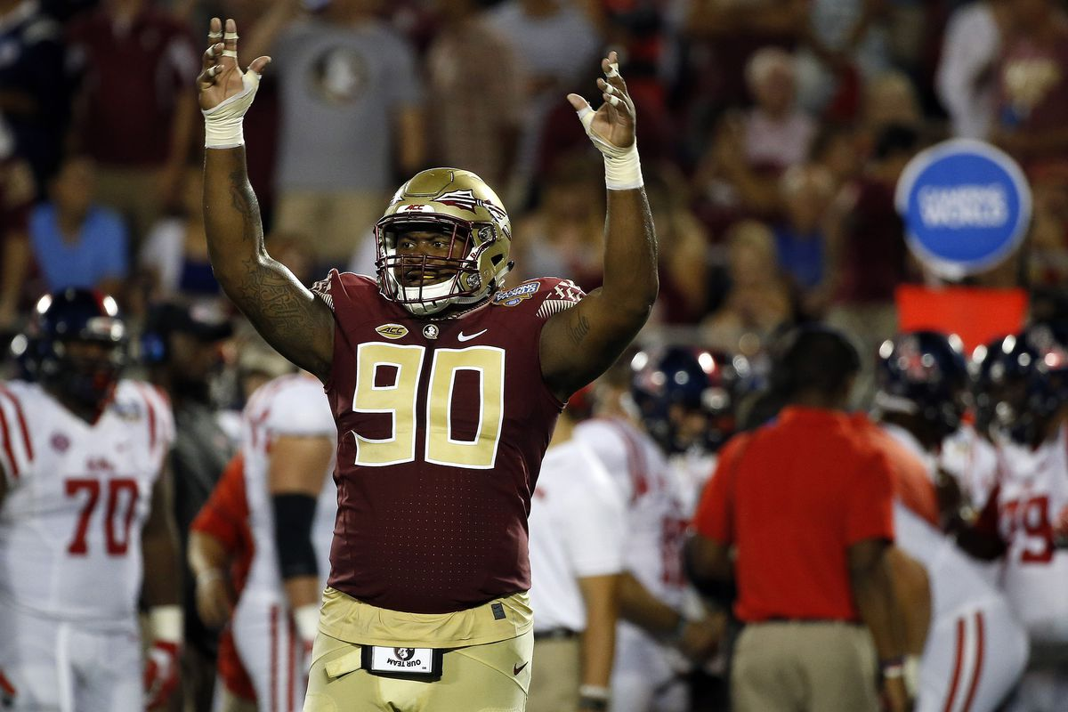 Christmas In Seattle 2019 FSU DT Demarcus Christmas: 6th round pick of Seattle in 2019 NFL