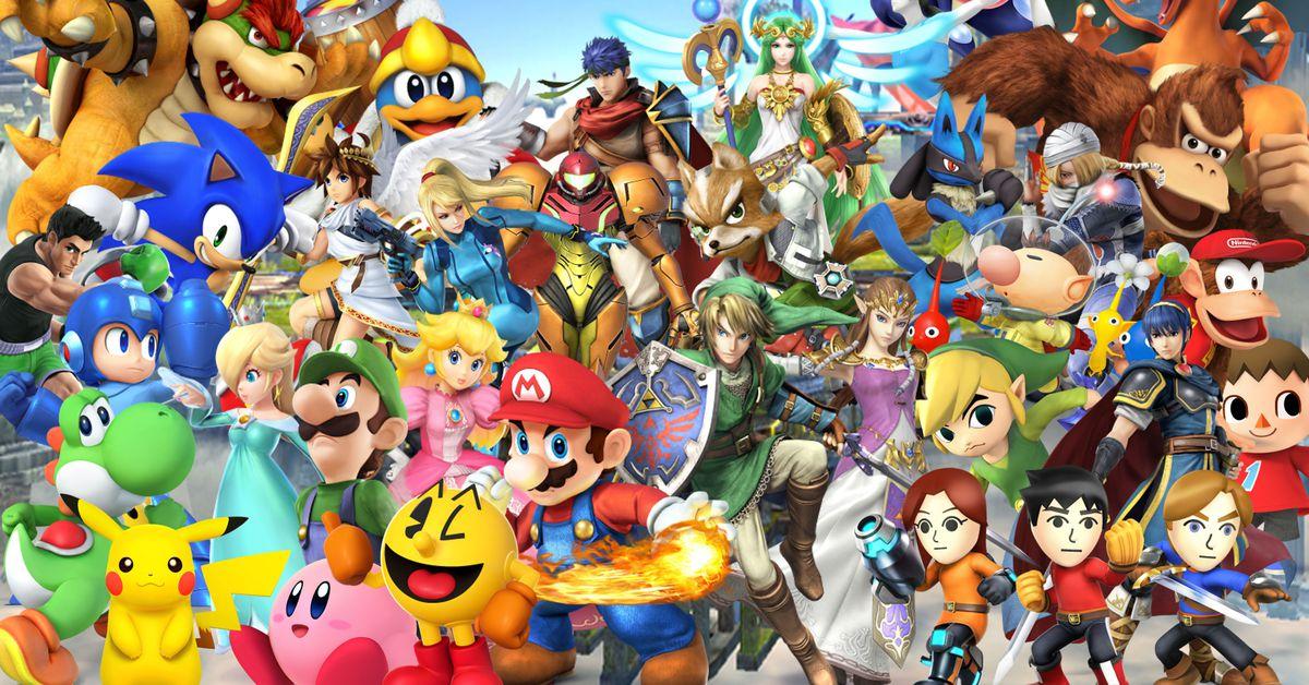 Sonic (SSB4) - SmashWiki, the Super Smash Bros. wiki