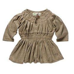 Baby girls organic jersey tunic