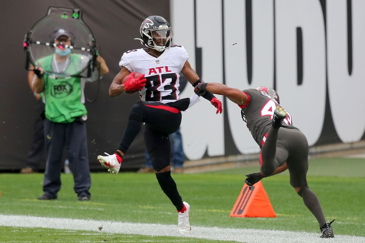 NFL: JAN 03 Falcons at Buccaneers