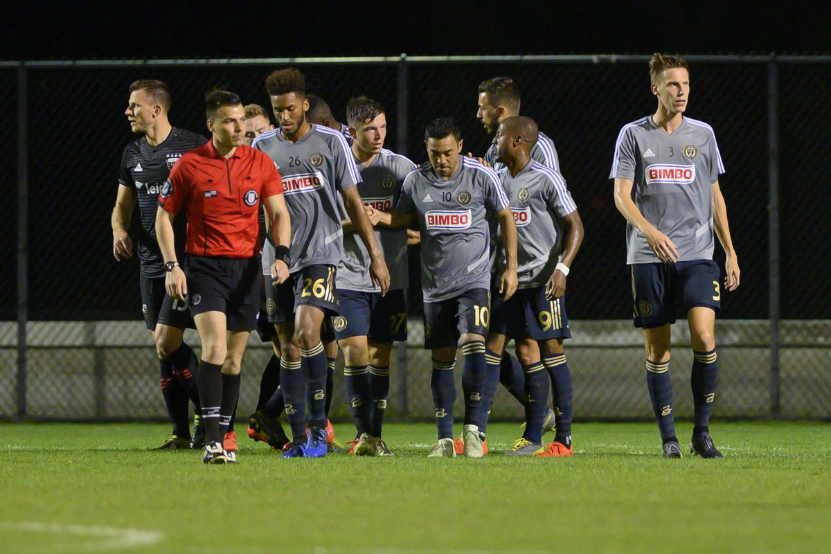MLS: Rowdies Suncoast Invitational-DC United at Philadelphia Union