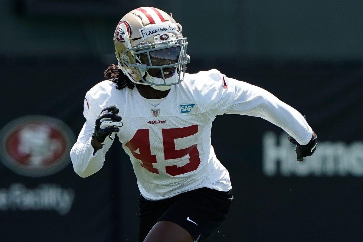 NFL: San Francisco 49ers-Rookie Minicamp