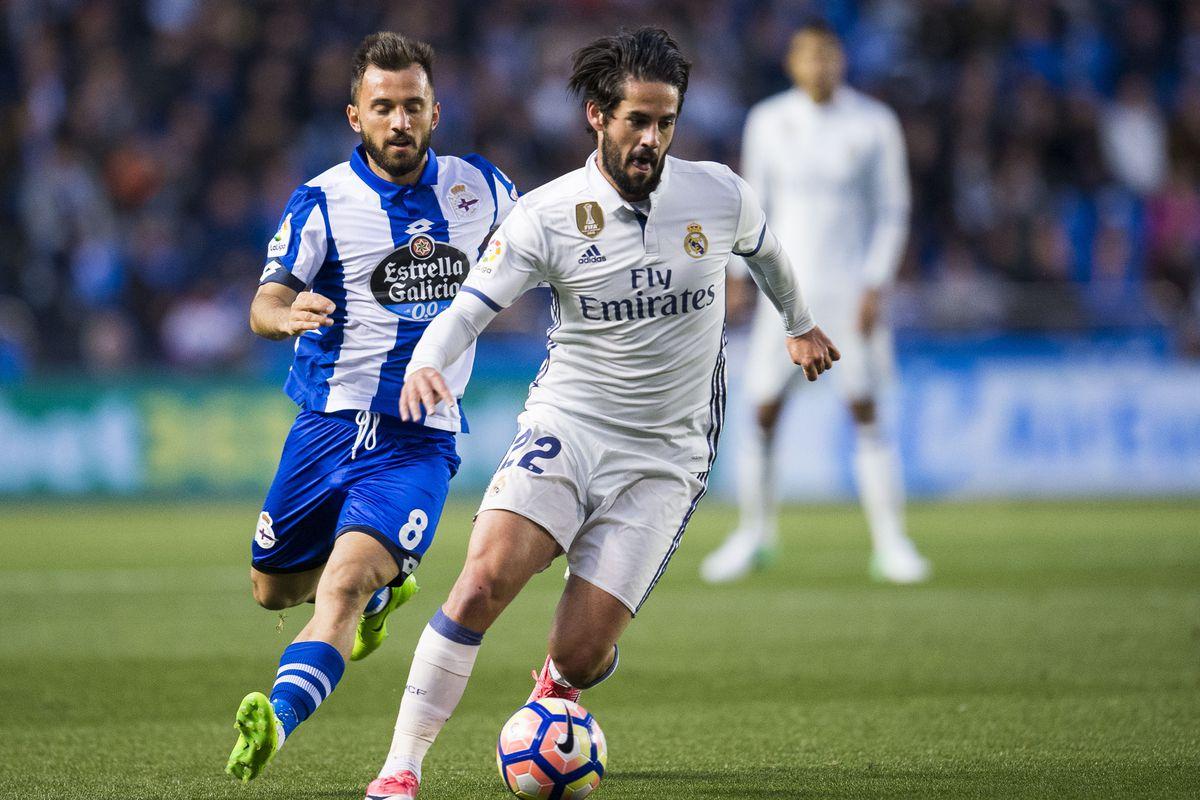 Deportivo de La Coruna v Real Madrid CF - La Liga