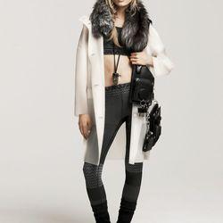 "Polypropylene-blend bra top, $35; Pants, $60; Leather boots, $299, all Alexander Wang x H&M. Scan from Elle Oct. 2014. Image via <a href=""http://wearesodroee.com/2014/09/21/go-your-own-way/"">wearesodroee.com</a>."