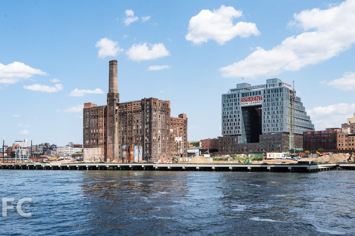 One last look inside Domino sugar refinery before its ...