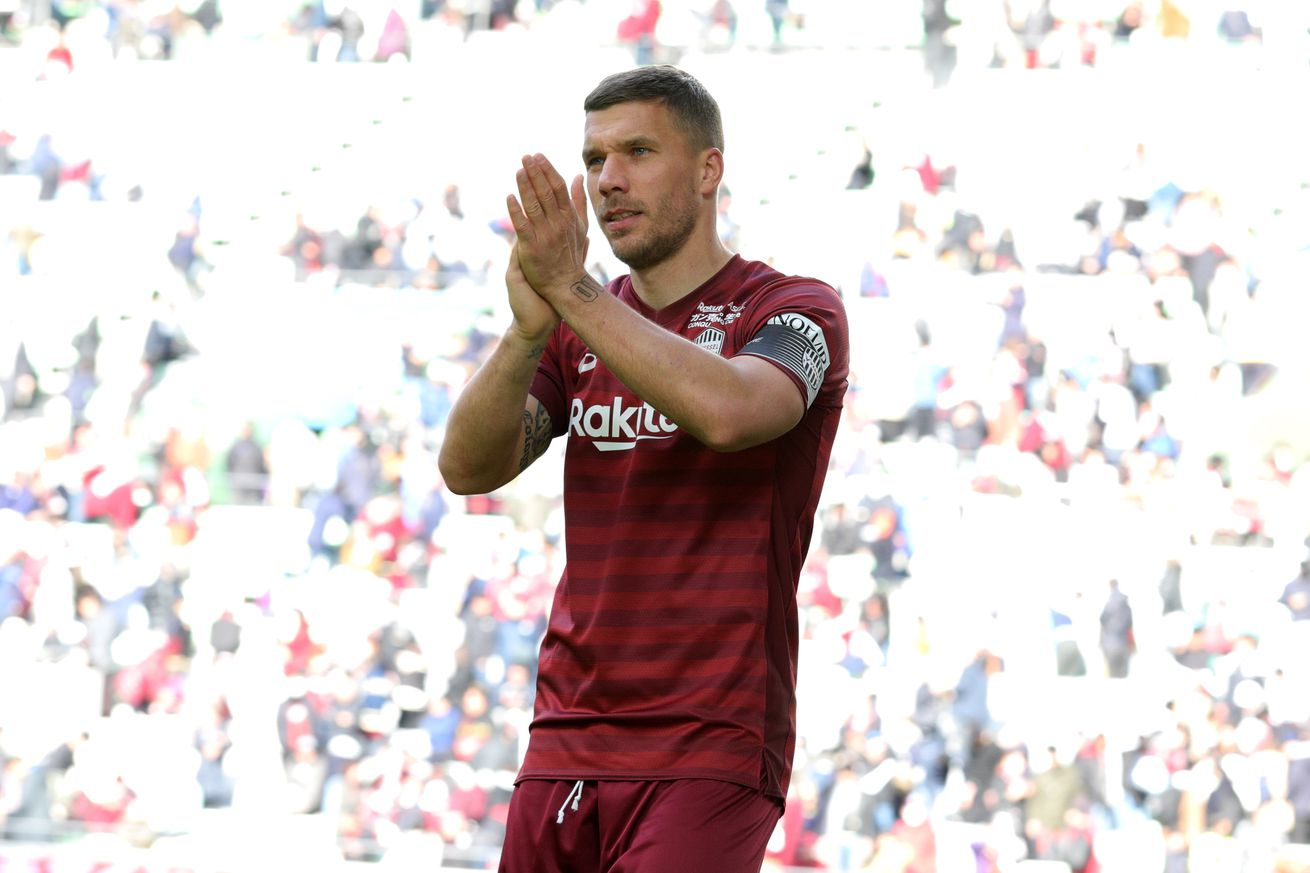 Lukas Podolski could join Germany?s team in Tokyo for the 2020 Olympics