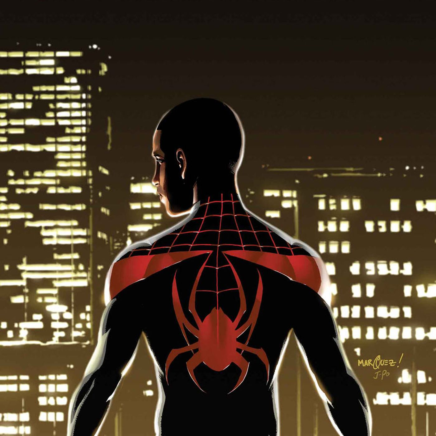 Miles Morales Is Getting His Own Animated Spider Man Film