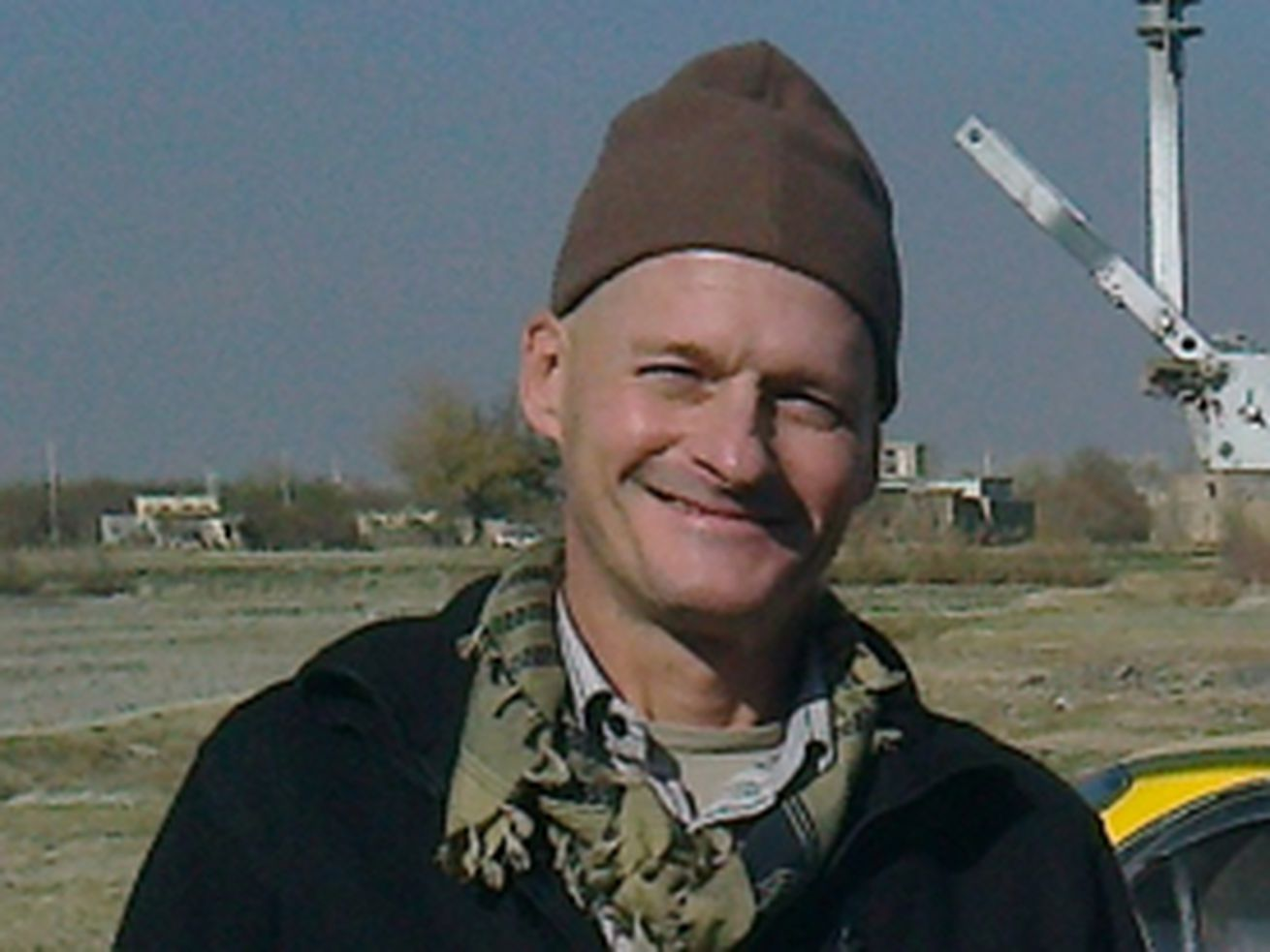 Mark Frerichs, raised in Lombard, Illinois, has been held hostage by the Taliban in Afghanistan since January 2020.