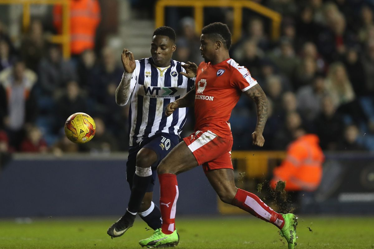 Millwall v Chesterfield - Sky Bet League One