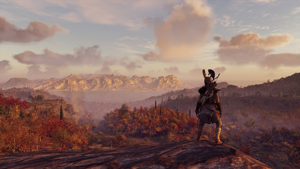 Our best shots from Assassin's Creed Odyssey's photo mode ...
