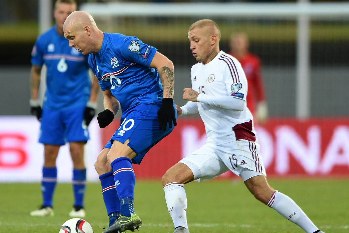Iceland v Latvia - UEFA EURO 2016 Qualifier