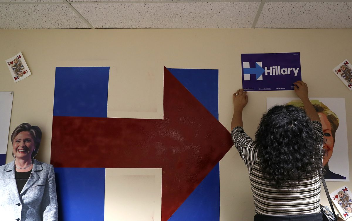 Hillary Clinton Campaign Opens Field Office In San Francisco