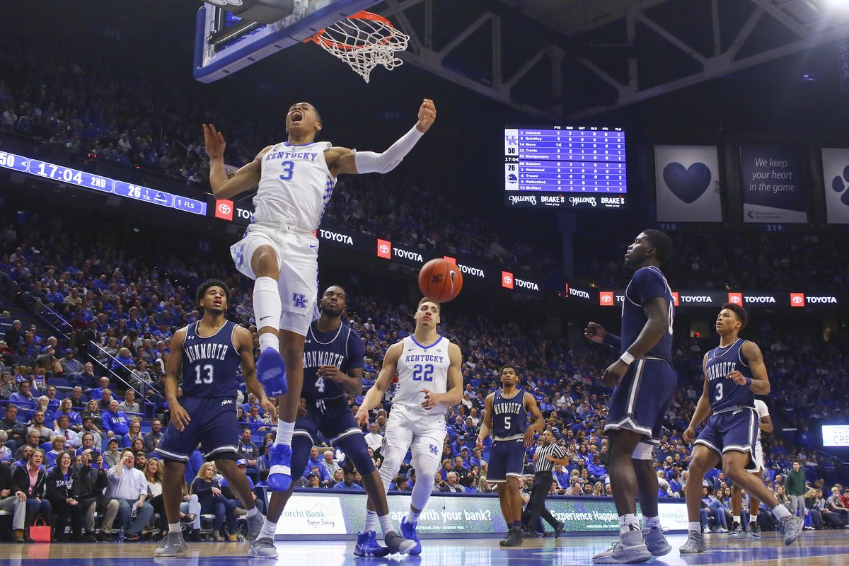 Kentucky Basketball Is An Enigma Well Into The Season: UK Basketball: 3 Gifts That Have Been Given To BBN Before