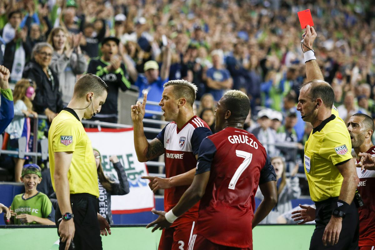 MLS: FC Dallas at Seattle Sounders FC