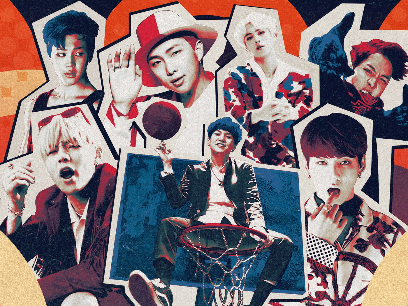 Awesome Bts Songs 2014 To 2019 wallpapers to download for free greenvirals