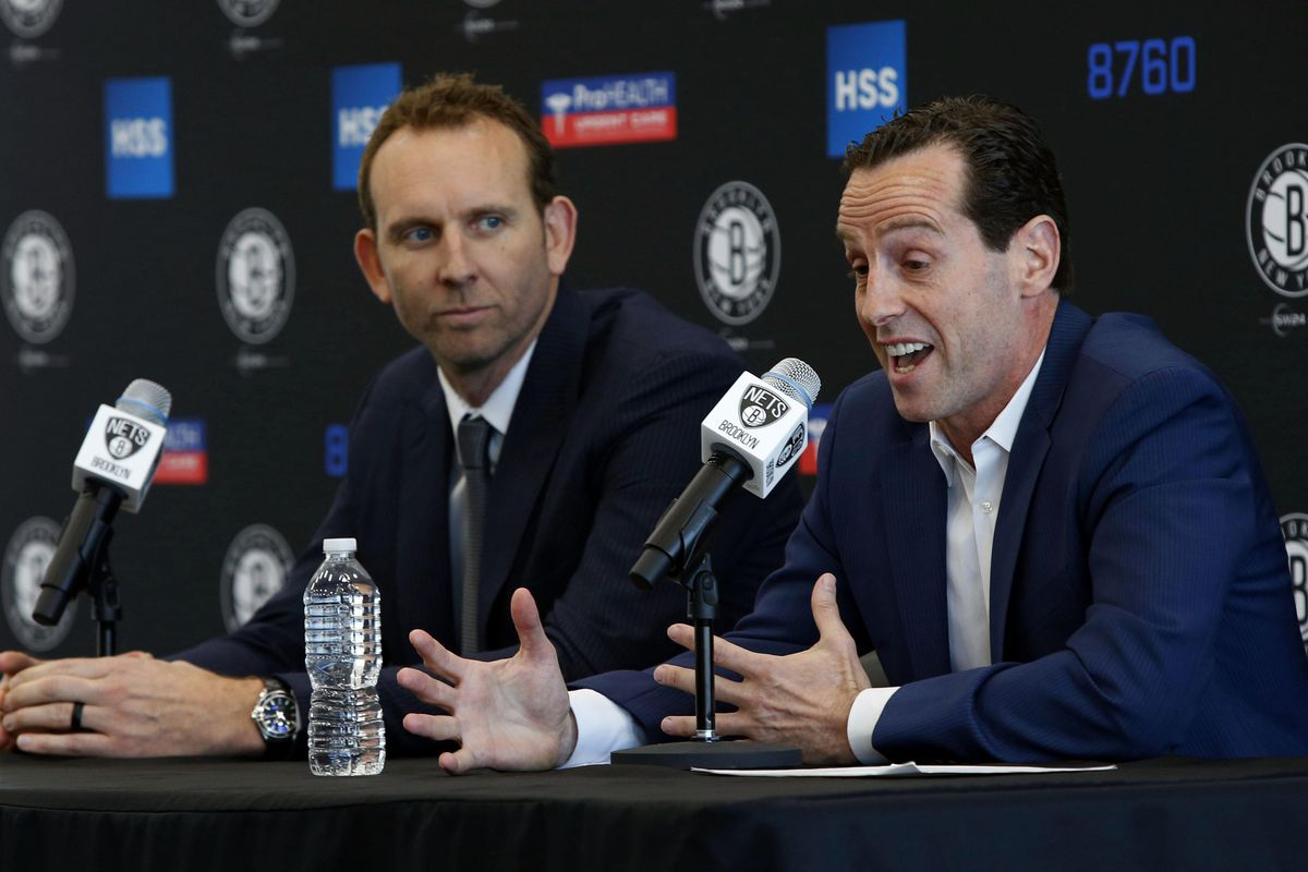 NBA: Brooklyn Nets-Press Conference