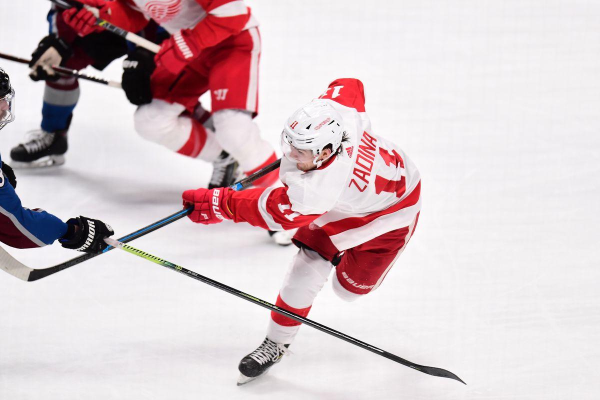 New York Rangers Vs Detroit Red Wings Updates Lineups Keys To The