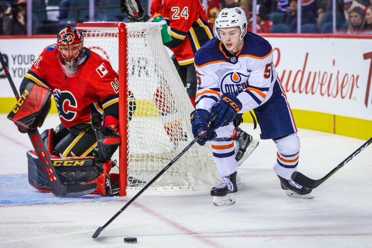 NHL: Preseason-Edmonton Oilers at Calgary Flames