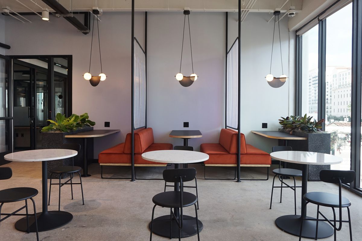 wework s newest location is in coral gables curbed miami. Black Bedroom Furniture Sets. Home Design Ideas