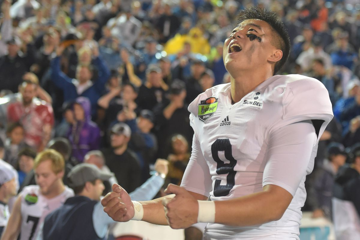 NCAA Football: GoDaddy Bowl-Georgia Southern vs Bowling Green