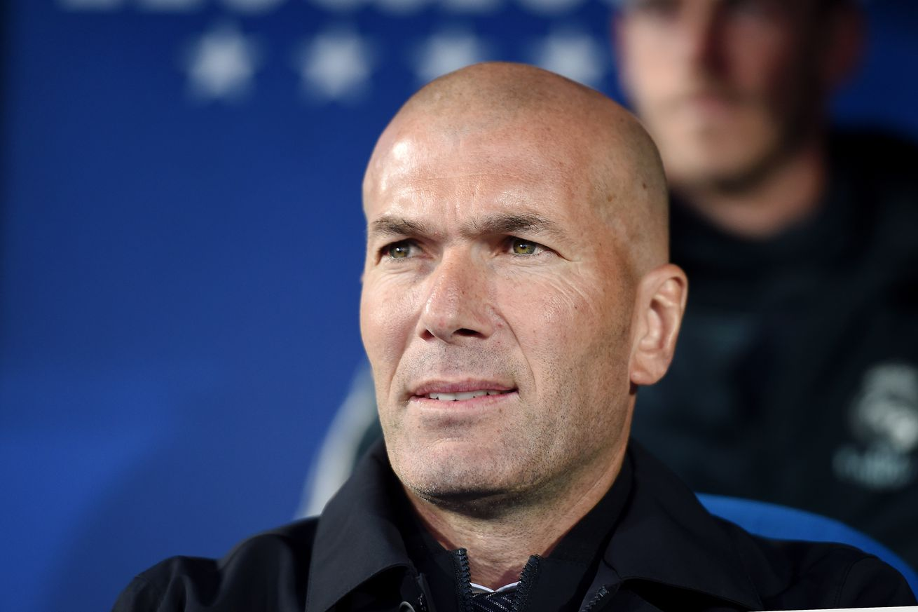 Zidane: ?We all have to give a bit more?
