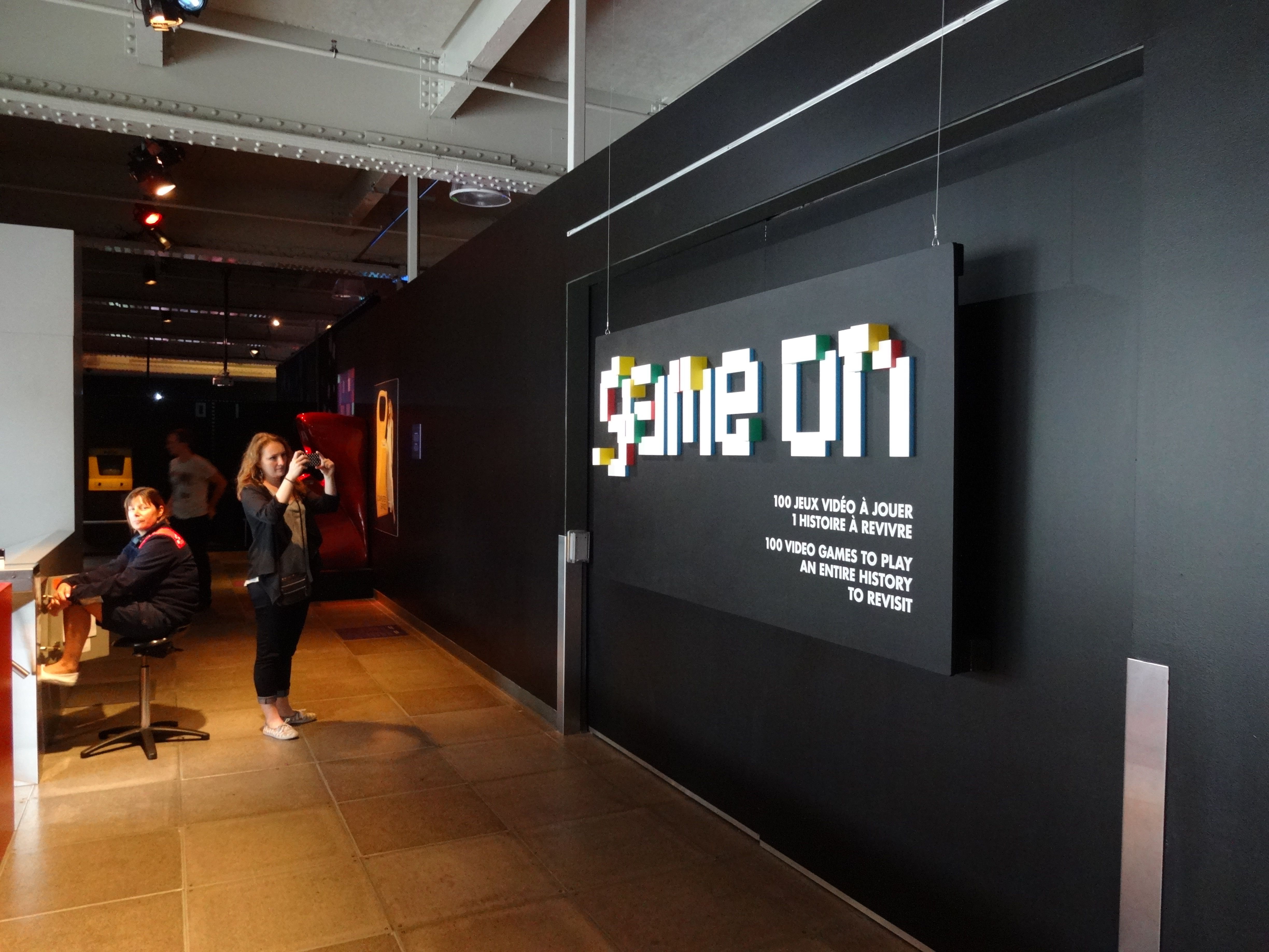 A Tour Of Montreal S Game On Exhibition Polygon