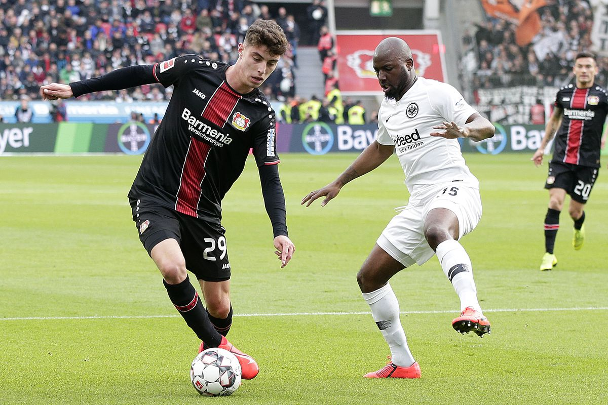 Bayer Leverkusen v Eintracht Frankfurt - German Bundesliga