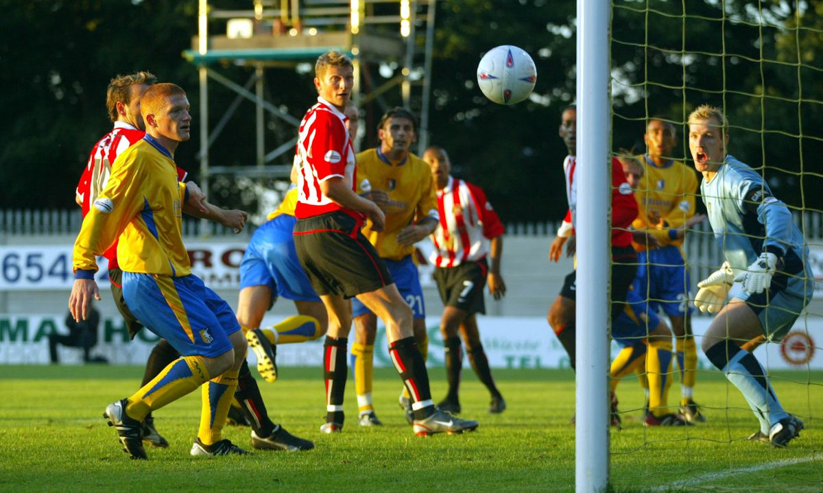 Soccer - Carling Cup - First Round - Mansfield Town v Sunderland