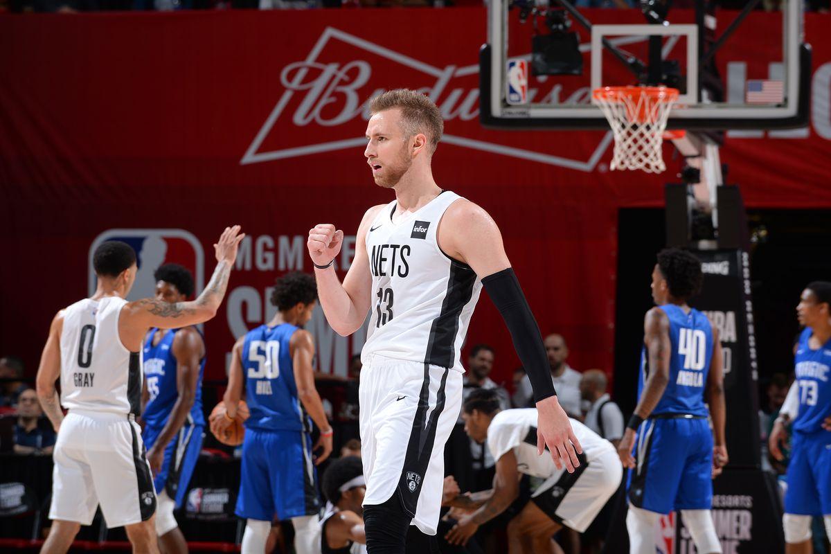 2019 Las Vegas Summer League - Orlando Magic v Brooklyn Nets