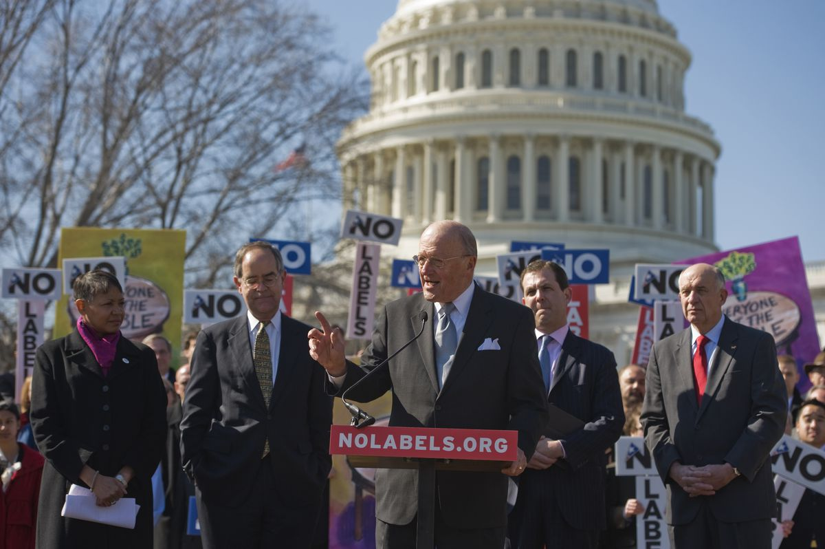 No Labels, March 2011 rally