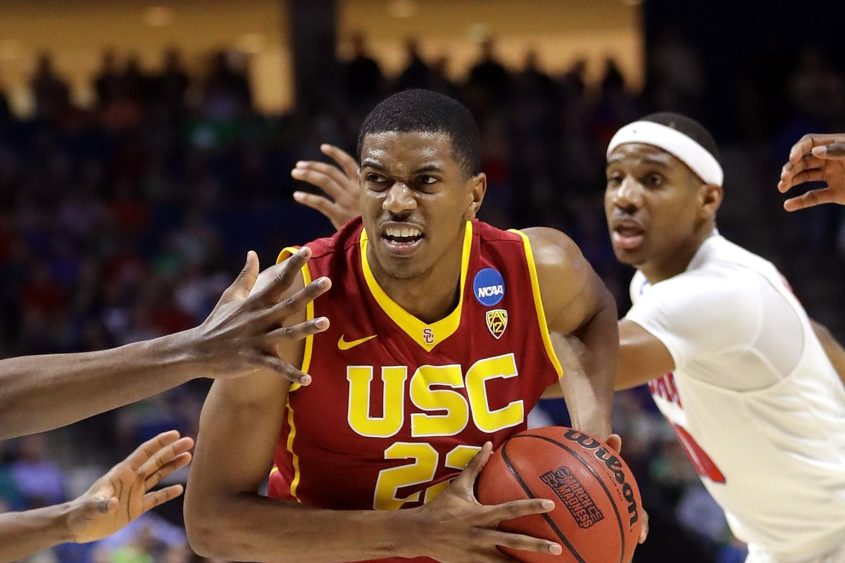 release date: 3b221 037a8 2018 NBA Draft: Lakers to work out USC guard De'Anthony ...