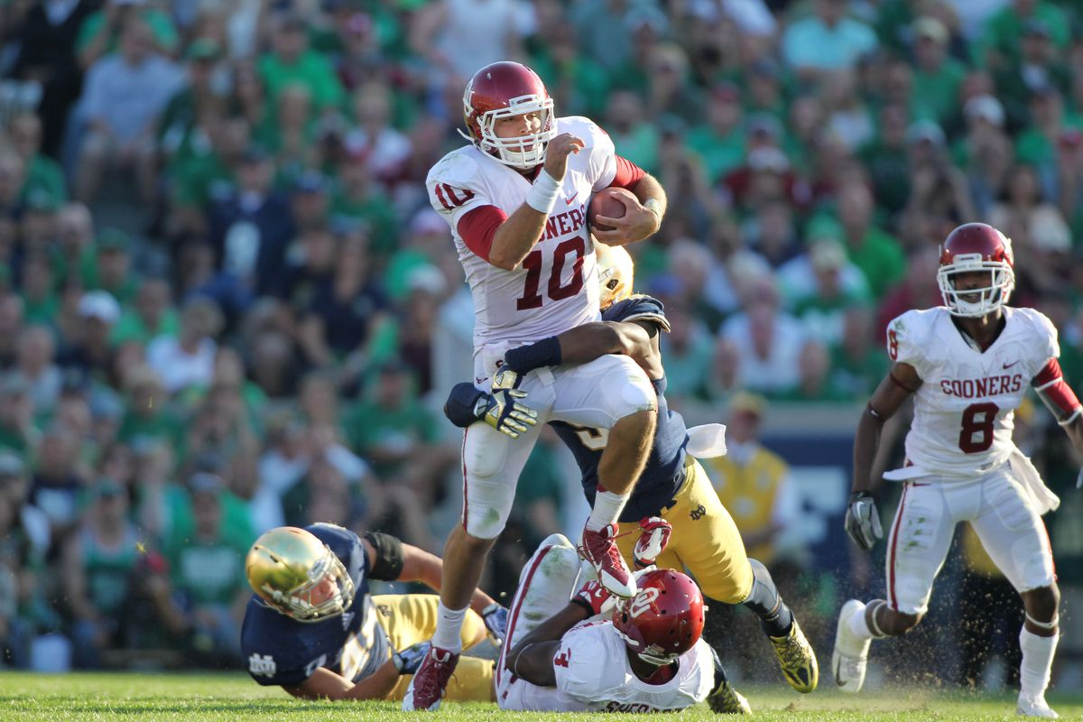 Spread to Power: Blake Bell opens up possibilities for OU offense